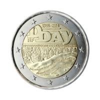 "Francija 2014 - ""D - day"" - UNC"