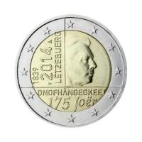 """Luksemburg 2014 - """"Neodvisnost"""" - UNC"""