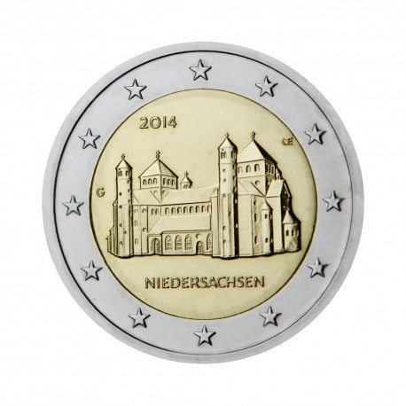 "Nemčija 2014 - ""Niedersachsen"" - D - UNC"