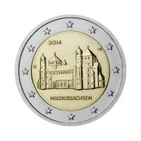 """Germany 2014 - """"Niedersachsen"""" - F - UNC"""
