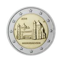 """Nemčija 2014 - """"Niedersachsen"""" - F - UNC"""