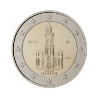 "Germany 2015 - ""Hessen"" - G - UNC"