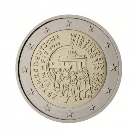 "Germany 2015 - ""German Unity"" - A - UNC"