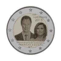 """Luksemburg 2015 - """"Ustoličenja velikega vojvode"""" - UNC"""