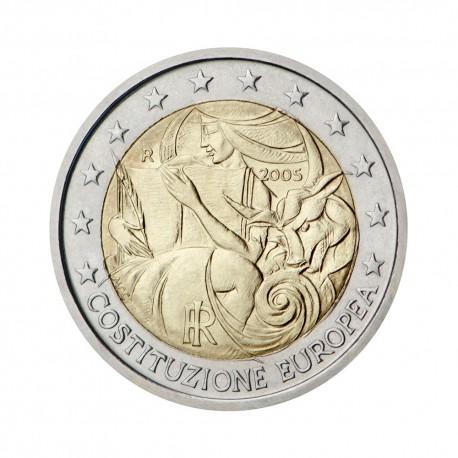 """Italy 2005 """"European Constitution"""" - UNC"""