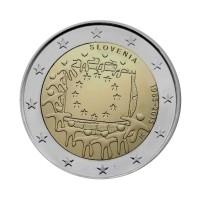"""Slovenija 2015 - """"30 let EU zastave"""" - UNC"""