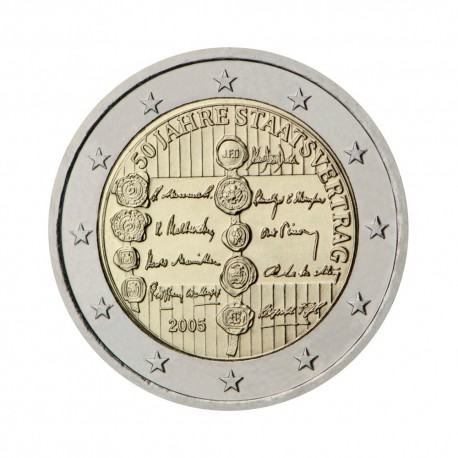 "Austria 2005 - ""State Treaty"" - UNC"