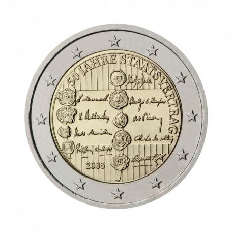 """Avstrija 2005 - """"Državna pogodba"""" - UNC"""