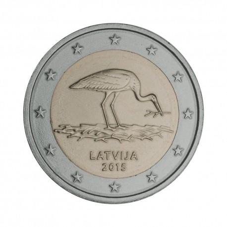 """Latvija 2015 - """"Črna štorklja"""" - UNC"""