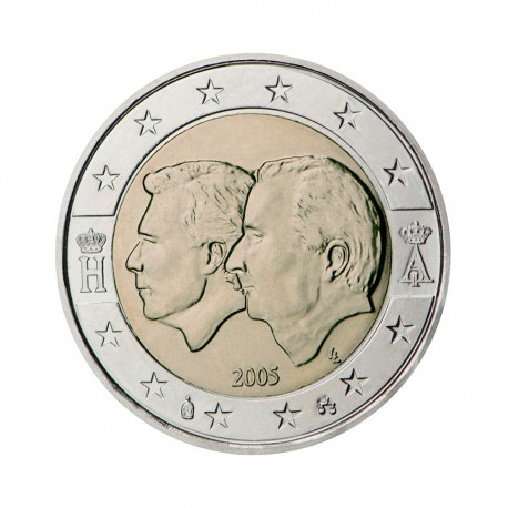 "Belgium 2005 - ""Economic Unoin"" - UNC"
