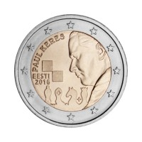 "Estonija 2016 - ""Paul Keres"" - UNC"