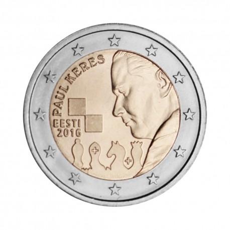 "Estonija 2016 - ""Paul Keres"" - UNC"