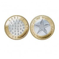 "Slovenia 3 euro 2008 - ""Presidency"" - UNC"
