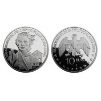 "Germany 10 euro 2003 ""Justus Liebig"" - J - UNC"