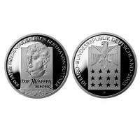 """Nemčija 10 evro 2005 """"Bertha von Suttner"""" - F - UNC"""