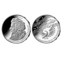 """Nemčija 10 evro 2006 """"Mozart"""" - D - UNC"""