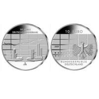 """Germany 10 euro 2007 """"Deutsche Bundesbank"""" - J - UNC"""