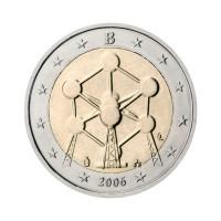"""Belgija 2006 - """"Atomium"""" - UNC"""