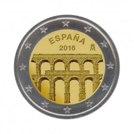 """Spain 2016 - """"Segovia aqueduct"""" - UNC"""