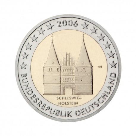 "Germany 2006 - ""Schleswig-Holstein"" - A - UNC"