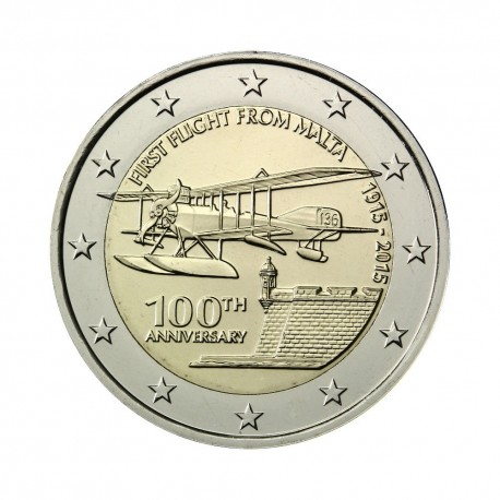 "Malta 2015 - ""First Flight"" - UNC"