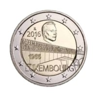 "Luxembourg 2016 - ""Charlotte Bridge"" - UNC"