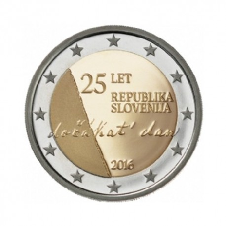 "Slovenia 2016 - ""Independence"" - UNC"
