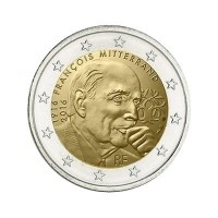 "France 2016 - ""Mitterrand"" - UNC"