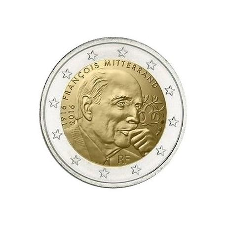 "Francija 2016 - ""Mitterrand"" - UNC"