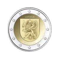 """Latvija 2016 - """"Regija Vidzeme"""" - UNC"""