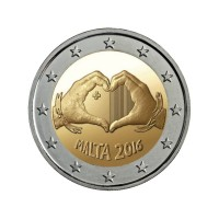 """Malta 2016 - """"Love"""" - UNC"""