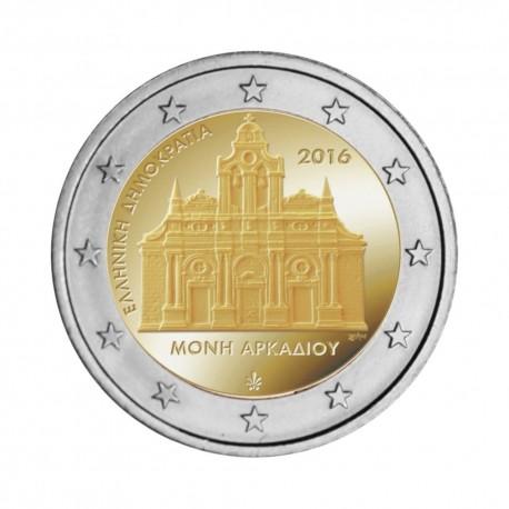"Greece 2016 - ""Arkadi Monastery"" - UNC"
