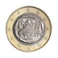 Greece 2009 - 1 euro - UNC
