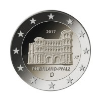 "Germany 2017 - ""Porta Nigra"" - A - UNC"