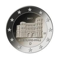 """Nemčija 2017 - """"Porta Nigra"""" - J - UNC"""
