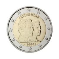 "Luxembourg 2006 - ""Grand Duke Guillaume"" - UNC"