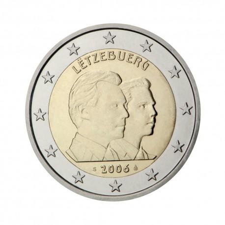 "Luxembourg 2006 - ""Grand Duke Guillaume"" - UNC"