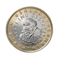 Slovenija 1 euro 2015 - UNC