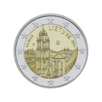 """Litva 2017 - """"Vilna"""" - UNC"""