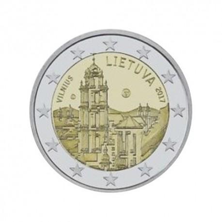 """Lithuania 2017 - """"Vilnius"""" - UNC"""