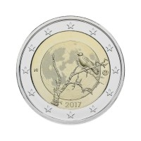 "Finland 2 euro 2017 - ""Finnish nature"" - UNC"