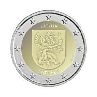 """Latvija 2017 - """"Regija Latgale"""" - UNC"""