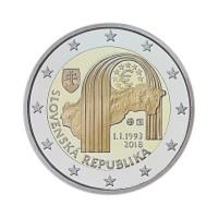 "Slovaška 2018 - ""Republika"" - UNC"