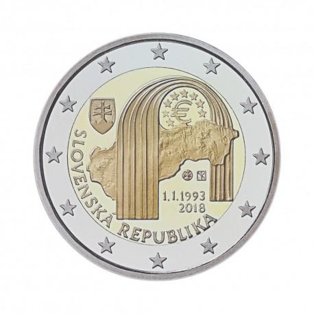 "Slovakia 2018 - ""Republic"" - UNC"