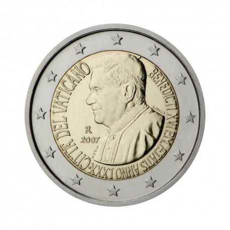"Vatican 2007 - ""Benedict XVI"" - UNC"