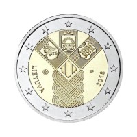 "Lithuania 2018 - ""Indenpendence"" - UNC"