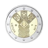 """Litva 2018 - """"Neodvisnost"""" - UNC"""