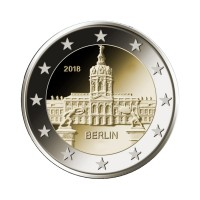 "Germany 2018 - ""Charlottenburg Palace"" - G - UNC"