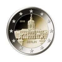 """Nemčija 2018 - """"Palača Charlottenburg"""" - J - UNC"""