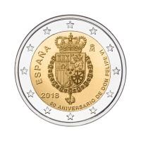 """Španija 2018 - """"Felipe VI"""" - UNC"""